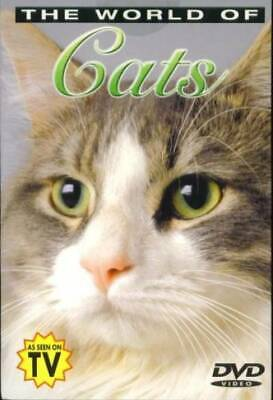 [DVD Documentary] The World Of Cats from Columbia River Entertainment ()
