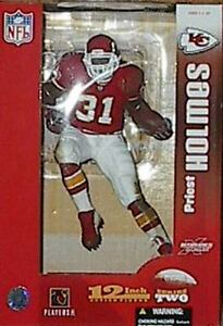 PRIEST HOLMES TOYS R US EXCLUSIVE 12 INCH