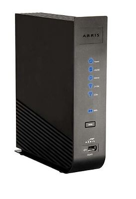 Arris Dg2460a Cable Modem Dual Band Wifi  Wireless Router Docsis 3 0 Used
