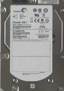 300Gb Seagate ST3300657SS 15k SAS serial attached SCSI