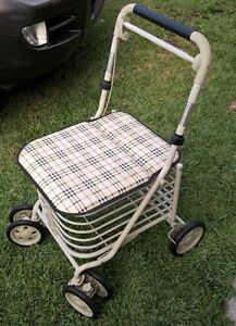 Mobility Shopper Trolley with seat Sefton Bankstown Area Preview