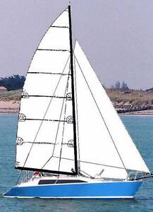 Wanted catamaran hulls 26'/8m approx Mount Crosby Brisbane North West Preview
