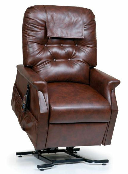 Golden Capri 2 Position Electric Recliner Power Lift Chair - 5 Color Choice