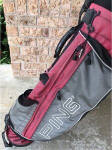Ping Hoofer Stand Bag with Double Strap - great price!