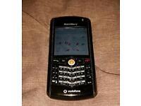 blackberry 8100 vodafone