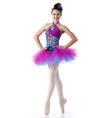 Nirvana Tütü Kostüm Ballett Tanzen für Erwachsene, Großes