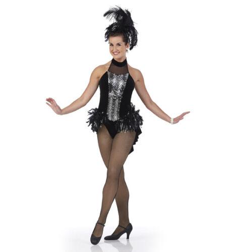 Viva Las Vegas Child Small Showgirl Dance Costume ONE OF A KIND!