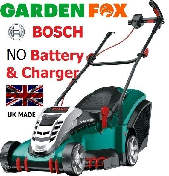 Bosch Rotak 43 Li Ergoflex Naked Lawnmower Require Battery&Charger 3165140770811