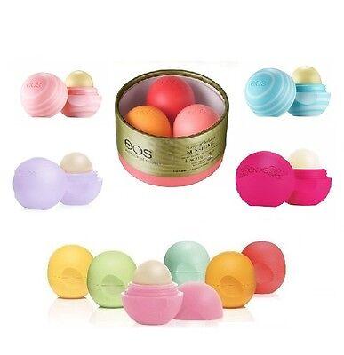 EOS Evolution of Smooth Sphere Organic Lip Balm - UK SELLER