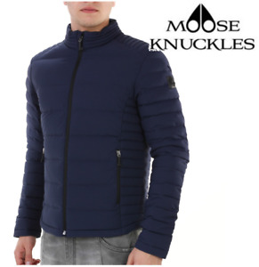 brand NEW Moose Knuckles Men's Quilted Core Jacket, men's xl