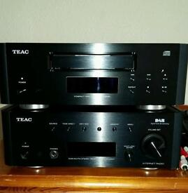 TEAC high quality stereo