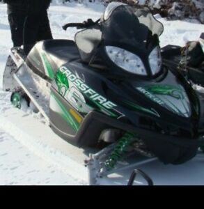 For sale 2009 Arctic Cat Crossfire 600 St. John's Newfoundland image 1