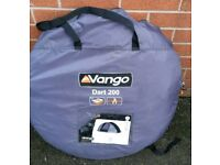 Vango dart 200 in very good used condition ready to use. 2 sec pop up