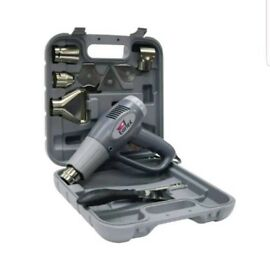 NEW Earlex HG2000 2000W Heat Gun & Accessories 220-240V