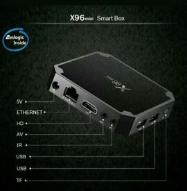 ONE WEEK OFFER. TV BOX ANDROID 4K ULTRA HD. SMART