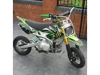 BRAND NEW!! 90cc pit bike kids motorbike motorcross 50 70 65 85 110 125 crosser moped quad crf lt pw