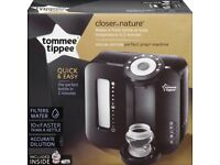 Perfect Prep Machine by Tommee Tippee, brand new, never been out of the box.