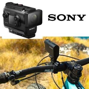 OB SONY HD ACTION CAMERA HDR-AS50 208133300 11.1MP ZEISS LENS VIDEOGRAPHY OPEN BOX