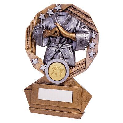 Enigma Karate Serie Trofeo RF19136 - Grabado Gratis Artes Marciales