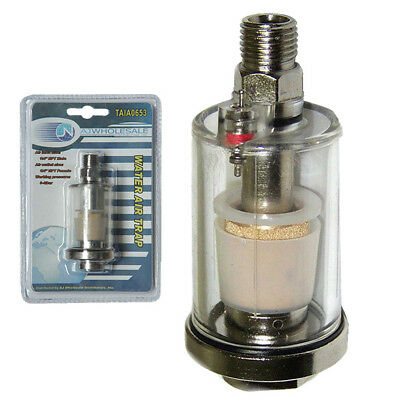 Air Oil Water Separator Water Trap Air Compressor Filter Air Water Separator