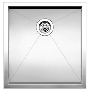 Blanco 400397 Precision U 1 Single Undermount Kitchen Sink