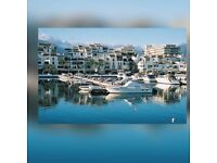 RENT APARTMENTS FOR HOLIDAYS IN PUERTO BANUS MARBELLA