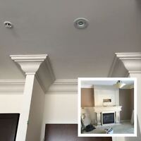 Fireplace Mantel Installations - FREE QUOTE - 416-818-6615