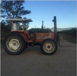 880 Fiat 4X4  tractor  forklift Mareeba Tablelands Preview