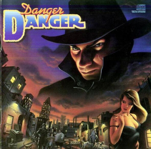 Danger Danger - Danger Danger  New Mint Sealed, Cd With Booklet