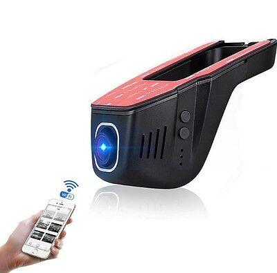 Car DVR SONY IMX 322 Hidden Wifi Vehicle Camera Video Recorder Dash Cam Full HD