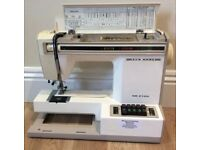 Janome SR2100 Heavy Duty Sewing Machine - Pre-Owned - Serviced With Warranty - UK Delivery Available