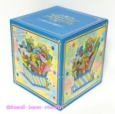 Pokemon Center Online Limited Pokemon Center 20th Anniversary Clock with Box
