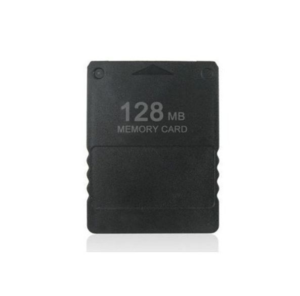 128MB Memory Card For Sony PlayStation 2 PS2 Slim Console