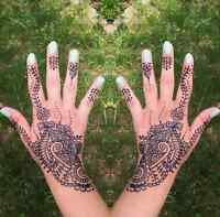 !!**NEW**!! TempTatts - Black Temporary Tattoos & Henna Services
