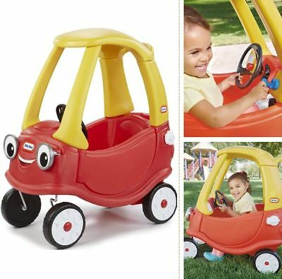 Cozy Coupe Ride-On Vehicle Riding Toy Car Active Play Toy for Kids Toddler