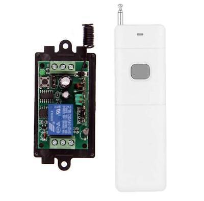 - Long Range DC9V 12V 24V RF Wireless Remote Control Switch System for garage door