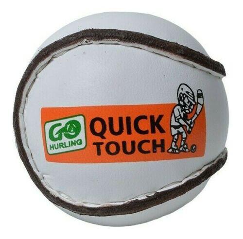 Go Game Quick Touch Sliotars GAA Hurling Balls 12 Sliotar One Dozen Pack