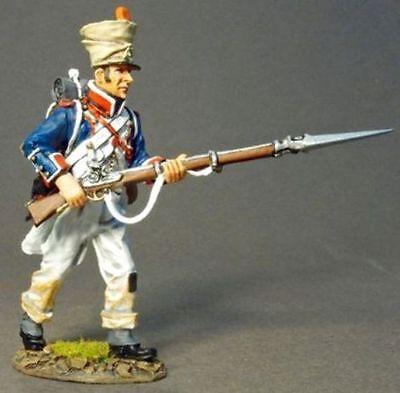 JOHN JENKINS PENINSULAR WAR 1807-1814 PFL-11W FRENCH 66TH LINE ADVANCING #2 MIB