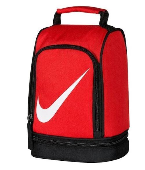 Nike Insulated Lunch box Dome Tote Bag Boys Girls Children R