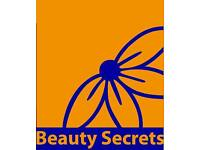 part time beauty therapist needed
