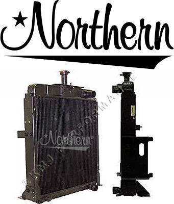 Northern 219901 Ih International 574 674 2500a Radiator 66496c2 539567r2