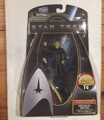 STAR TREK Galaxy Collection ORIGINAL SPOCK 2009 Playmates Figure T4 Part