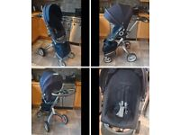 STOKKE XPLORY COMPLETE PACKAGE PLUS EXTRAS - ALL YOU NEED - MUST VIEW