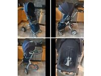 STOKKE XPLORY COMPLETE PACKAGE PLUS EXTRAS - ALL YOU NEED -MUST VIEW