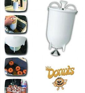 donut dropper machine