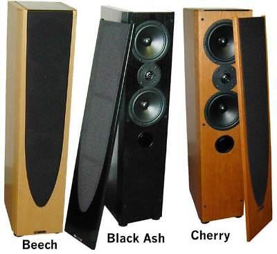 MB Quart QLS-830 Main Stereo Speakers Per Pair Brand New unused Original ones!