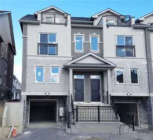 Brand New End-Unit Townhome For Rent – Finished Bsmt!