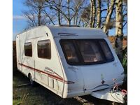 2008 Swift Bridgemere GT special edition 4/ berth, new awning.