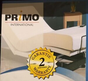 ADJUSTABLE TWIN BED BY PRIMO