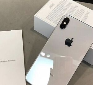 IphoneX - 256Gb Silver